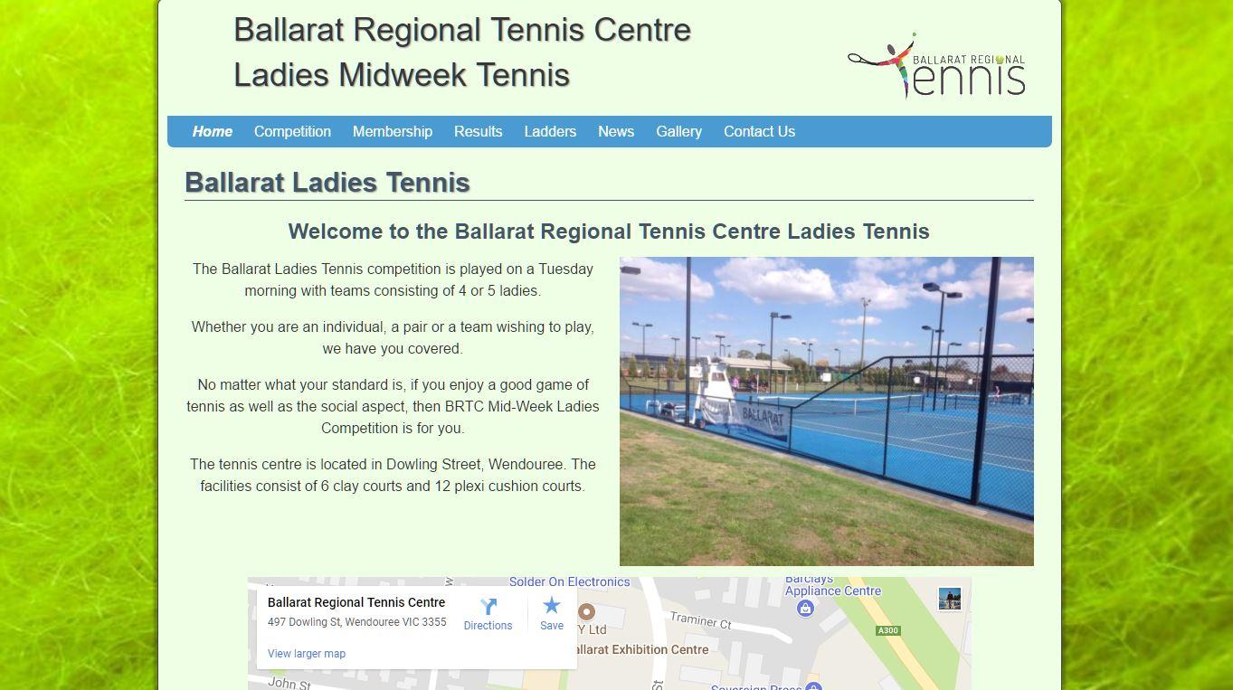 ballarat tennis