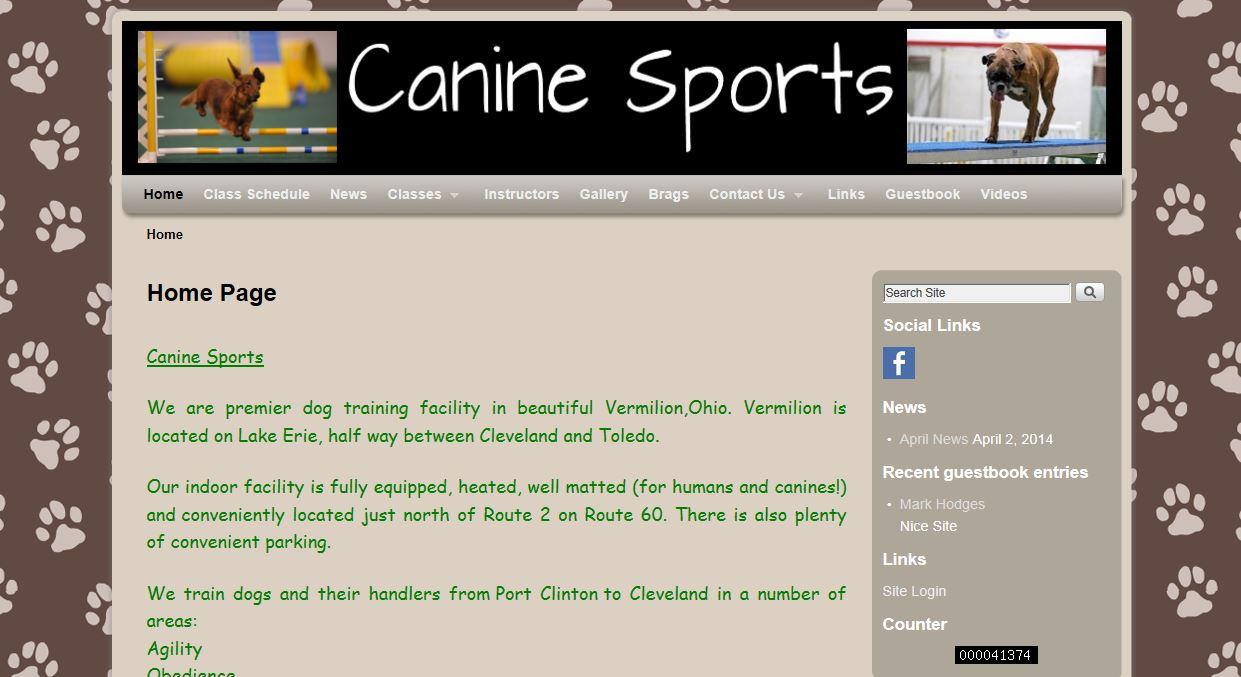 caninesports